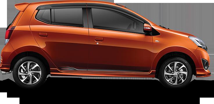 Mobil Astra Daihatsu Ayla Baru Tipe 1.0 X Airbags dan 1.0 X Deluxe
