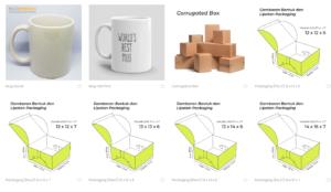 Buat Mug, Kardus Custom, Dan Box Packaging Di Indoprebog Aja