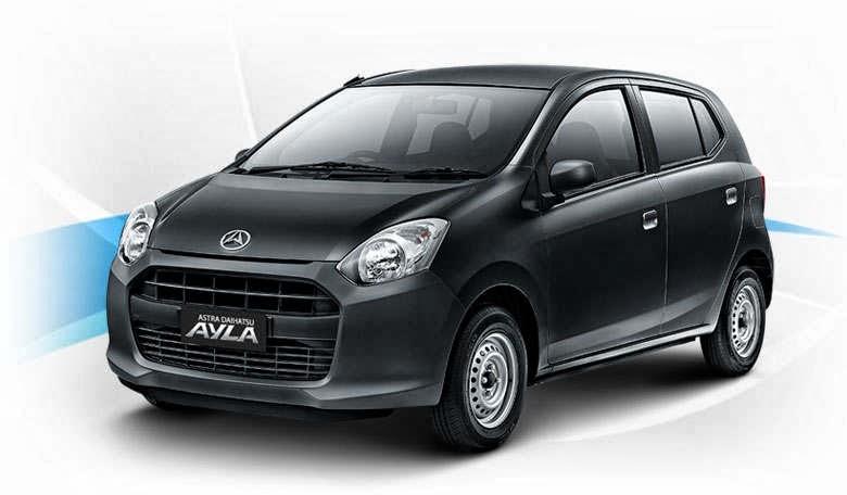 Bobot dan Suspensi Mobil Astra Daihatsu Ayla Baru Yang Nyaman